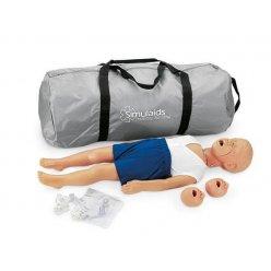 CPR figurína tříletého dítěte