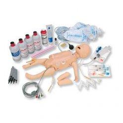 Figurína dítěte k resuscitaci
