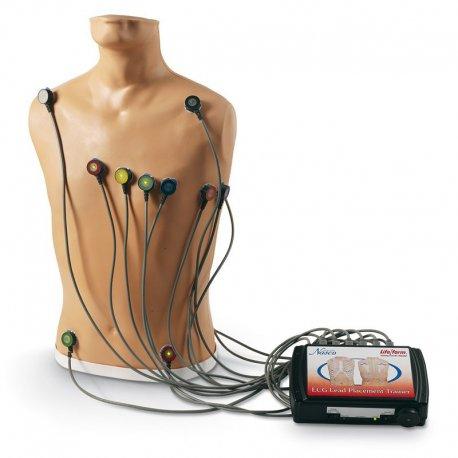 Simulátor EKG - 15 -ti kanálový