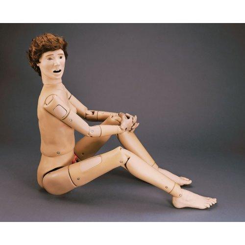 Ošetřovatelská figurína dospělý člověk - rozšířená verze