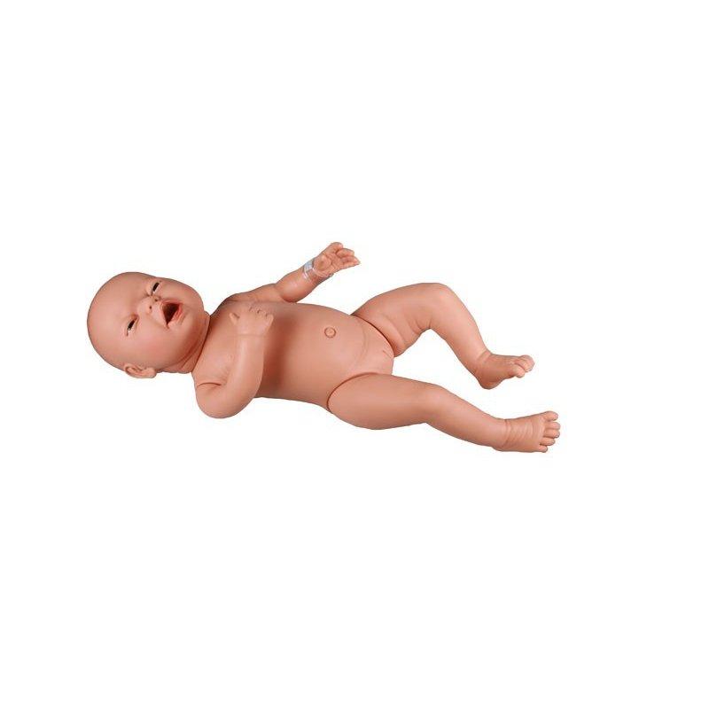 Model novorozence k procvičení