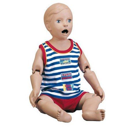 Ošetřovatelský model jednoročního dítěte