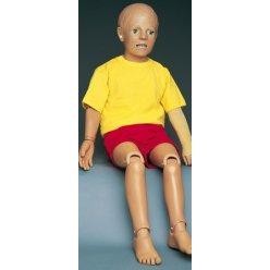 Ošetřovatelský model pětiletého dítěte
