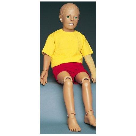 Ošetřovatelský model pětiročního dítěte