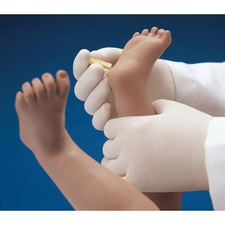 Náhradní noha intraoseální pro model EZ - R17700