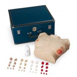 Simulátor vyšetření prsů - rozšířená verze