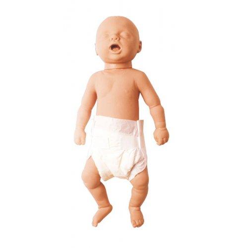 Figurína pro poskytování první pomoci při tonutí - novorozenec
