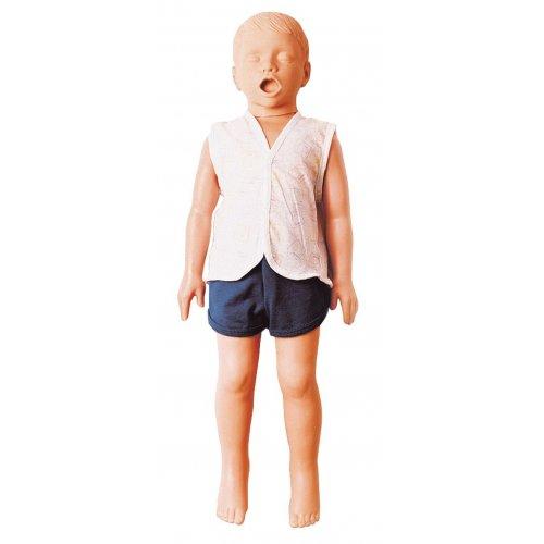 Figurína pro poskytování první pomoci při tonutí - tříleté dítě