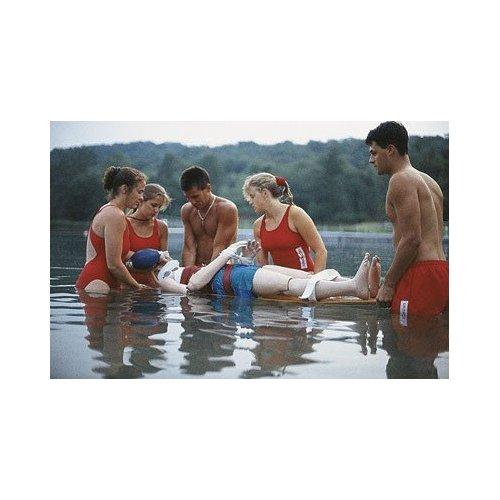 Figurína poskytování první pomoci při tonutí - CPR - dospívající