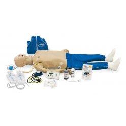 Figurína poskytování lékařské první pomoci - kompletní