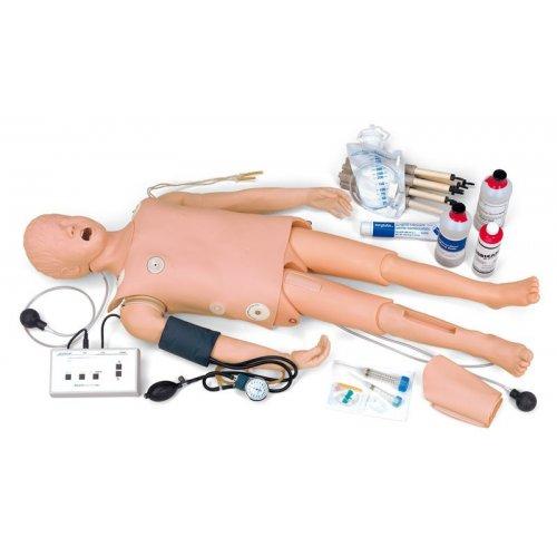 Figurína poskytování lékařské první pomoci - dětská