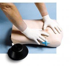 Simulátor pneumothoraxu