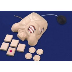 Simulátor drenáže hrudníku