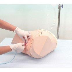 Simulátor katetrizace a zavedení klystýru - ženský