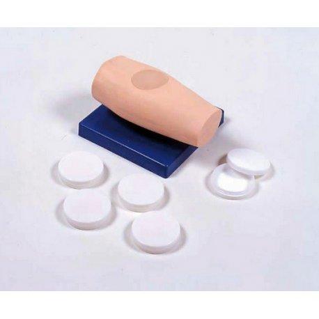 Simulátor k procvičení intradermální injekce