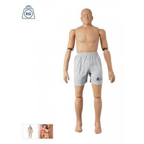 Figurína první pomoci - 167 cm/ 66 kg