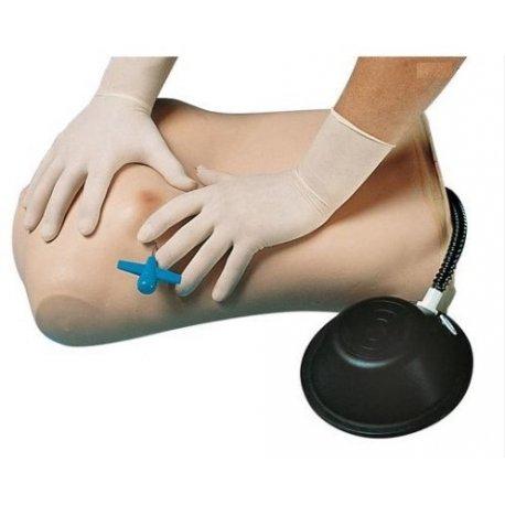 Figurína první pomoci - pneumotorax