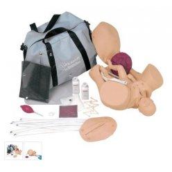 Simulátor porodu dítěte - přenosný