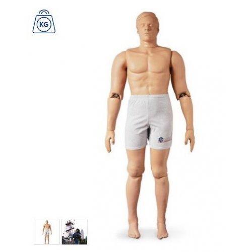 Figurína první pomoci - 182 cm/ 66 kg