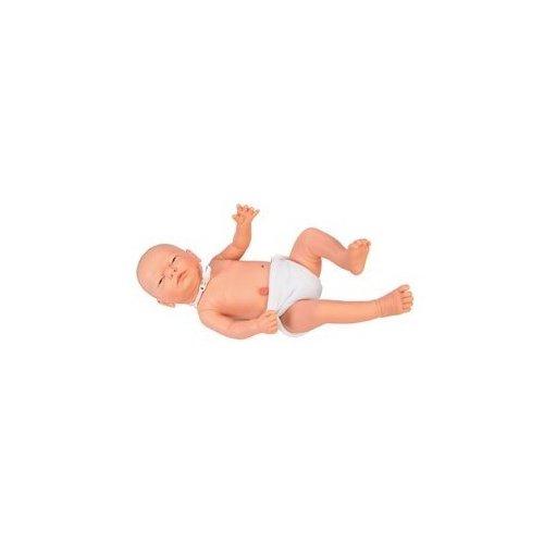 Simulátor speciální péče o kojence - děvče