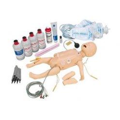 Figurína kojence - krizová péče - luxusní verze