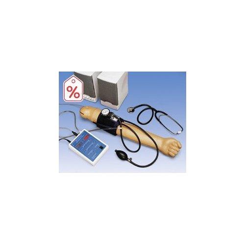Simulátor měření krevního tlaku - paže - s reproduktory