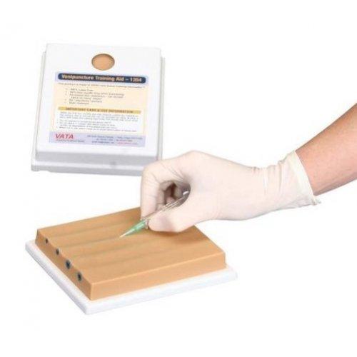 Simulátor vpichu injekce do žíly - 4 žíly - světlý