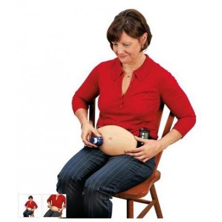 Simulátor aplikace injekce do břicha