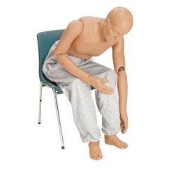 Flexibilní figurína - záchranářská