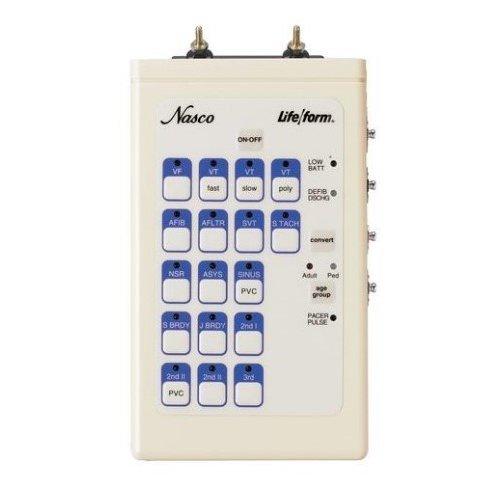 Interaktivní EKG simulátor