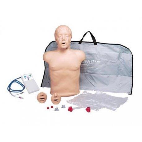 Torzo pro provádění CPR - elektronické