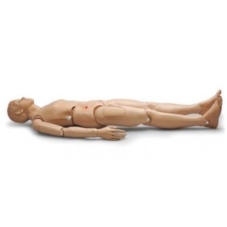 Ošetřovatelská figurína - základní péče - muž