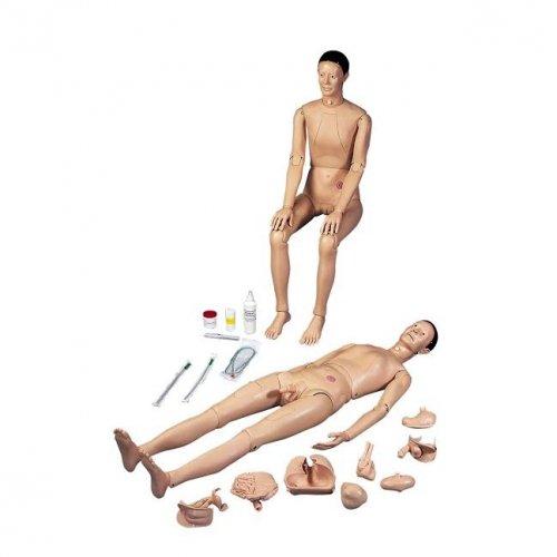 Figurína pacienta k ošetřování - základní verze