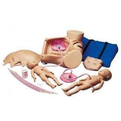 Simulátor porodu - rozkládací