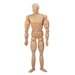 Záchranářská figurína Randy