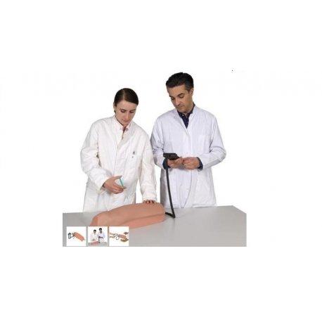 Trenažér intramuskulární injekce - stehno