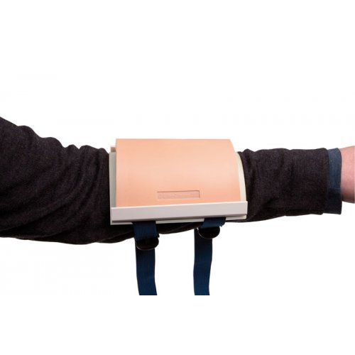 Držák trenažéru chirurgického šití pro simulaci pacienta