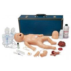 Simulátor péče o novorozence a lékařské první pomoci