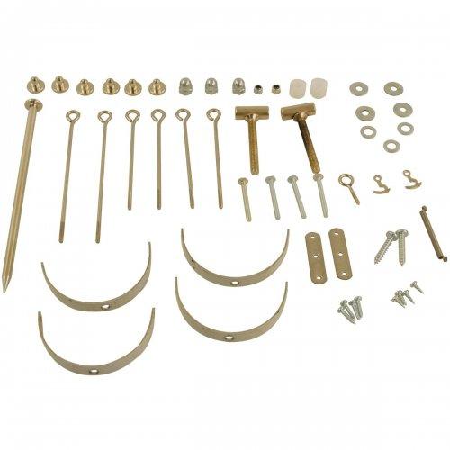 Náhradní kovové díly pro všechny modely lidské kostry (kromě A15/3 a A15/3S)