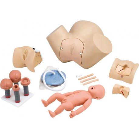 Víceúčelový simulátor porodu