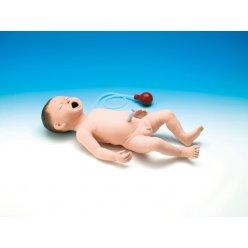 Simulátor intubace a resuscitace novorozence