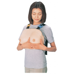 Simulátor péče o prsy - masážní model