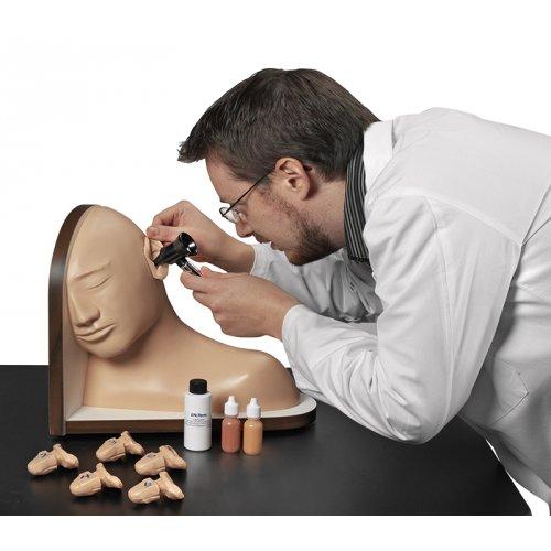 Simulátor vyšetření ucha