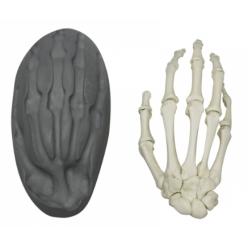 Lidská magnetická ruka - pravá