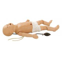 figurína malého dítěte - ošetřování