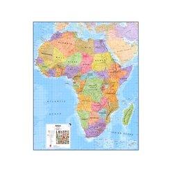 Politická nástěnná mapa Afriky CE 100 x 120 cm