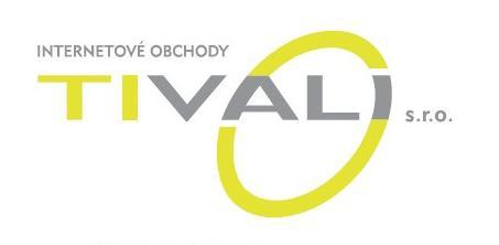 Logo Tivali, s.r.o. - internetové obchody