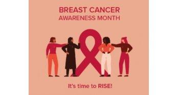 Říjen jako měsíc boje proti rakovině prsu